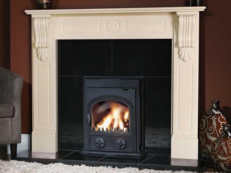 Victorian Corbel Incised Ballymount Fireplaces